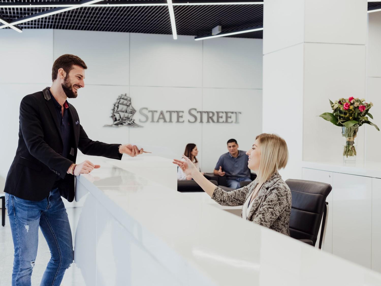 State Street Bank  1